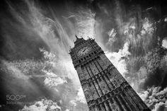 Big Ben by kennethbrowne. @go4fotos