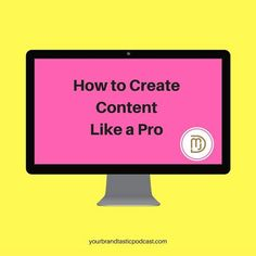 Hey Guys I just released Episode 58 - How to create content like a Pro. In this Episode I also offer a Free Worksheet to keep you focused on how to create your content. I also reference 5 of some of my favorite Online Content Marketers. @thedannorris @patflynn #neilpatel @melyssa_griffin @laurenelizhook @xosarahmorgan  Click link in Bio to Read or Listen. You can also just subscribe to my Podcast on iTunes -Your Brandtastic Podcast with Dina Marie JoyInstagram by @dinamariejoy