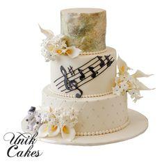 wedding shower cake, bridal shower cake
