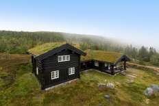 FINN – SKARESETER - EGGEDAL - Flott, påkostet hytte, panoramautsikt med sol fra morgen til kveld!