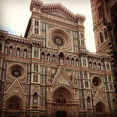 Basilica di Santa Maria del fiore , the Duomo florence, Italy