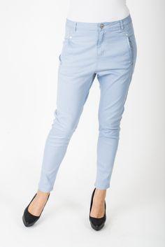 Bukse Emma, lyseblå.