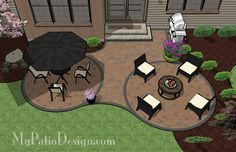 Inspiring Patio Designs | Outdoor Fireplaces & Fire Pits