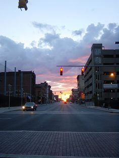 My hometown. Toledo Ohio.  It's been 40 years since I left, but I still love it.