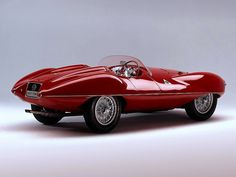 1952 Alfa Romeo Disco Volante. - LGMSports.com