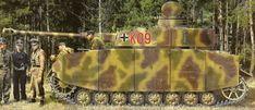 P-IV 9.SS-PzDiv (Kdr. PzRgt) [Ostfront, April 1944]
