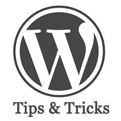 Tips & Tricks to edit WordPress themes