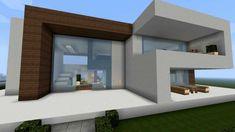 Modernes Minecraft Haus - My Best Modern House