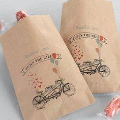 printed paper bags :-)