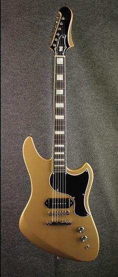 Blit Guitars El Hombre