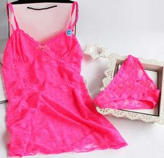Find More Exotic Apparel Information about Women's Sexy Strapless Lace Sleep Dress Lingerie Babydoll Sleepwear Nightdress with Panty Black Red Green,High Quality dress up games formal,China dress up party decorations Suppliers, Cheap dresses pageant from Winlong Trade Co., Limited on Aliexpress.com