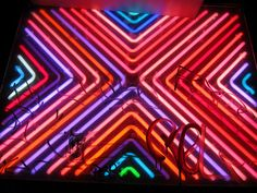 neon Neon Signs, Shapes, Patterns, Block Prints, Pattern, Models, Templates