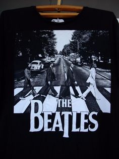 The Beatles Abbey Road  Shirt 100% cotton Size XL