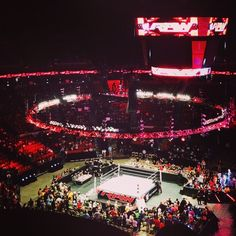 I found this and 100's of other AMAZING fan pics & vids from WWE Raw at Frank Erwin on #Crowdpics on Aug 4, 2014. - http://www.crowdpics.com/categories/6/events/146