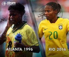Formiga - Seleção Brasileira Feminina - Olimpíadas 3221e1c96a0f7