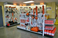 We carry Stihl Outdoor Power Equipment!