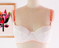 Harriet bra pattern | Cloth Habit