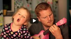 Father/Daughter Duet That Will Melt Your Heart |