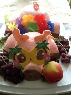 Lula cake