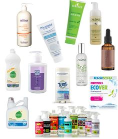 Paraben-Free, Phthalates-Free, Plant-Based Products I Love