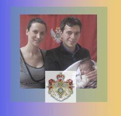 Hereditary Prince Boris of Montenegro & Hereditary Princess Veronique of Montenegro