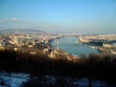 Rio Danúbio - Budapeste