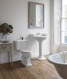 A superb range of designer toilets and basins available from leading bathroom brands, at discounted prices. Shop bathroom sanitary ware at Drench. Country Style Bathrooms, Close Coupled Toilets, Downstairs Toilet, Vintage Bathrooms, Warm Colors, Luxury, Design, Home Decor, Products
