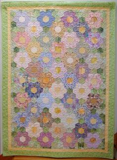 Nana's Flower Garden Pattern