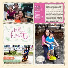 Deena Rutter's Full Heart Nov 2014