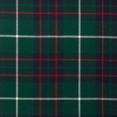 MacIntyre Hunting Modern Lightweight Tartan by the meter MacA-MacN – Tartan Shop