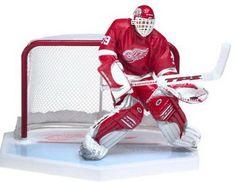 NHL Series 7 Figure: Dominik Hasek with Red Jersey by Mcfarlane. $38.64. Dominik Hasek 2, Detroit Red Wings goalie, No. 39.