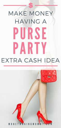 Earn Extra Cash Having Purse Parties Or Selling Wholesale Designer Handbags.  Find Legitimate Wholesalers And