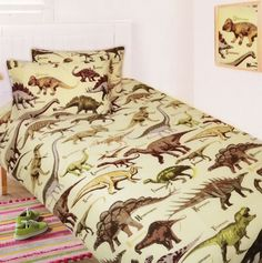 Great Dinosaur Bedding