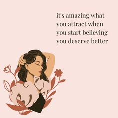 It's amazing what you attract...