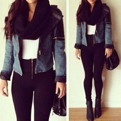 ♥ winter outfit