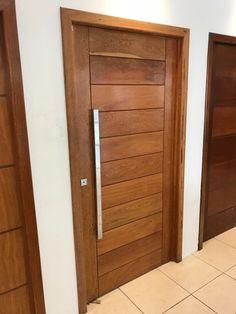 Modern Entrance Door, Main Entrance Door Design, Modern Wooden Doors, Wooden Door Design, Modern Door, Interior Door Styles, Door Design Interior, Bedroom Door Design, House Gate Design