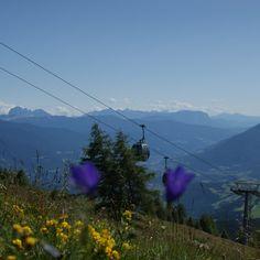 Gitschberg mit Dolomiten  http://www.oberlechner.com/de/sommer/dolomiten-pustertal.aspx