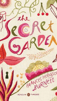 Penguin Threads: The Secret Garden Jillian Tamaki 2016