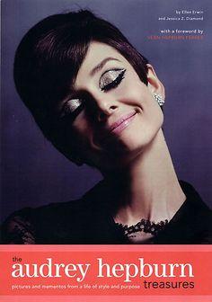 The Audrey Hepburn Treasures by Ellen Erwin and Jessica Z. Diamond