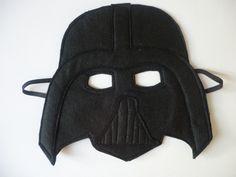 halloween +  star wars mask
