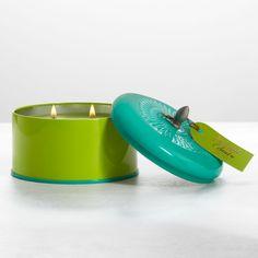 ILLUME - Essential Color Block Tin - pineapple cilantro - $22.50