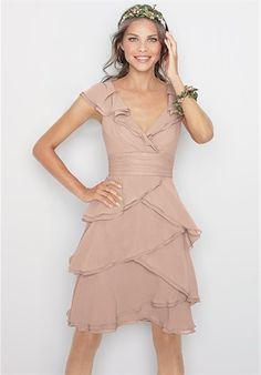 Found my Bridesmaid dress, have them pair it with a pair of cowgirl boots and there you go, it's as bohemian as you can get!!!!! Love it!
