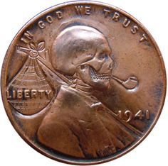 ☆ 2012mrthe Hobo Nickel © 2013 by mrthe ☆