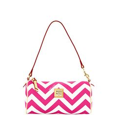 Dooney & Bourke small barrel bag. Just got one in Kelly green- so perfect for spring/summer season!