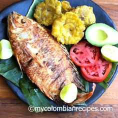 This post is also available in Spanish  Today I am sharing with you a true Colombian classic, Pescado Frito Colombiano (Colombian-Style Fried Whole Fish), a...