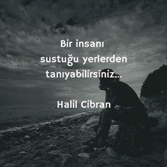 Halil Cibran...