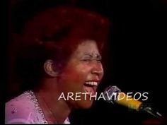 ARETHA FRANKLIN - DR. FEELGOOD - 1977 - PART 1 - she's is singing and playing that piano and preaching to the crowd!