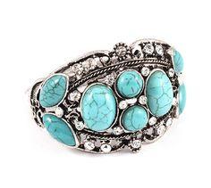 Delphi Bracelet in Turquoise