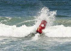 E.M.I.L.Y.- a robotic lifeguard
