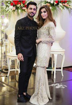 Prince Suit, Wedding Wear, Wedding Dresses, Pakistani Culture, Maya Ali, Walima, Pakistani Bridal Dresses, Pakistani Actress, Beautiful Couple